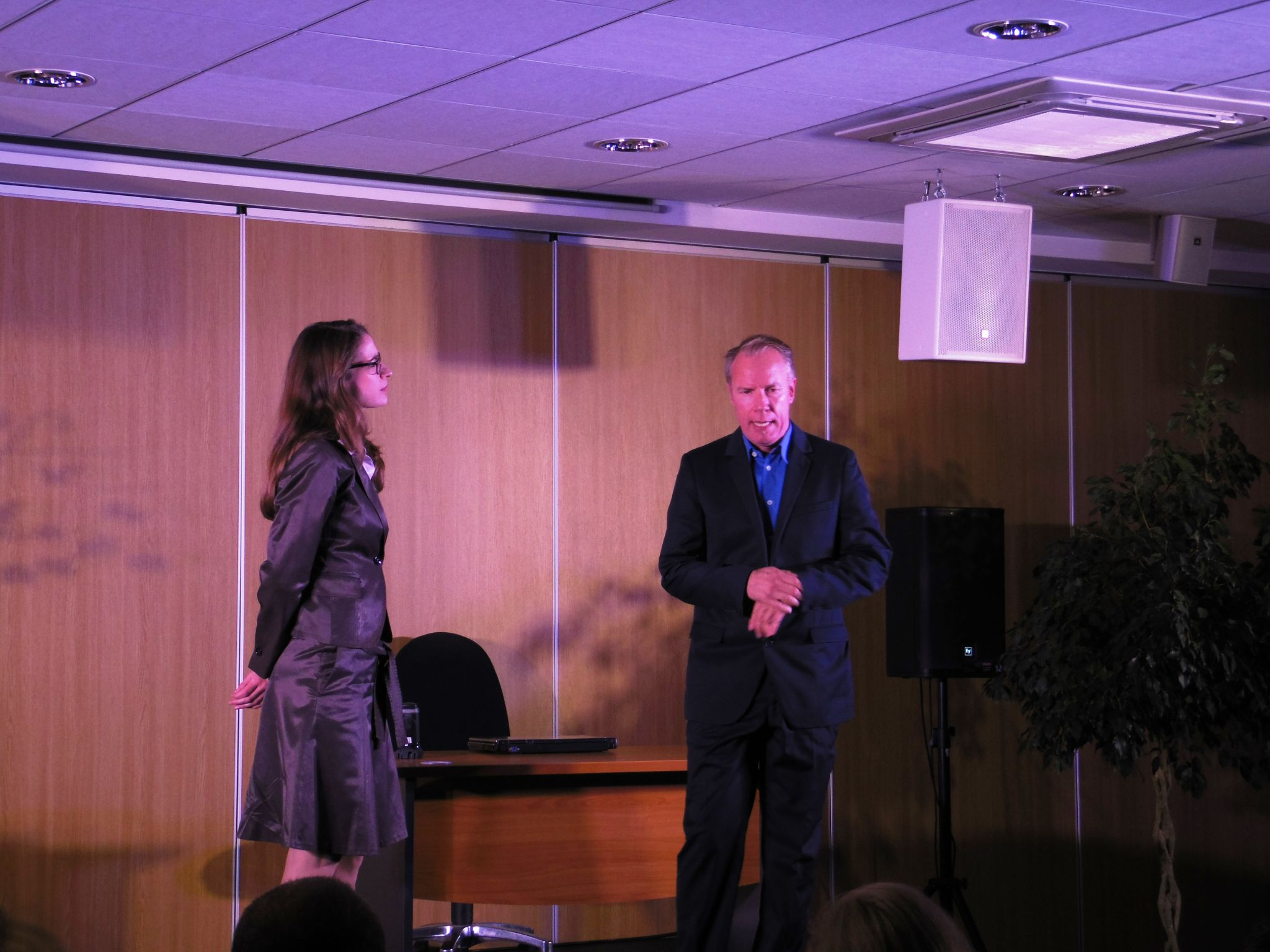 business theater val-vignes
