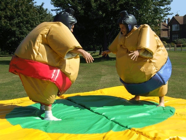 team building sumo val vignes